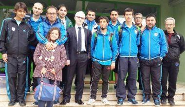 2014 Yılı Futsal 1.Lig Şampiyonu Nilüfer Belediyesi