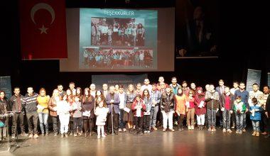 BUGES 2016 Başarı ve Katkı Verenler Ödül Töreni