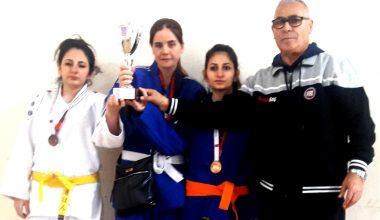 Eskişehir'de Yapılan Judo Türkiye Şampiyonasında, Fırtına Gibi Estik; 5 Madalya, 1 Kupa, 4 Milli Sporcu