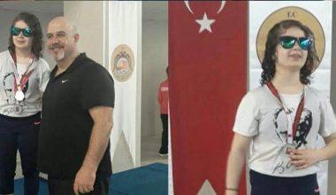 Türkiye Yüzme Şampiyonasında 3 Madalya, Milli Takım Kampına 1 Sporcu, 1 Antrenör Gönderdik