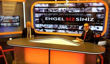 Federasyon Başkanı, Ali Genç'in As Tv'de Programına Konuk Oldu