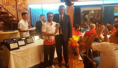 2017 Futsal Dünya Şampiyonasının Gol Kralı, Ali Genç!