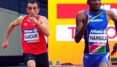 2017 Atletizm Dünya Şampiyonasındaki Gururumuz Mustafa Küçük