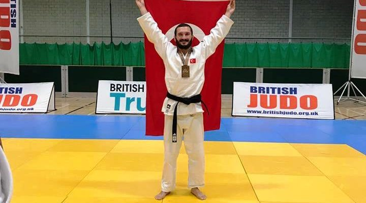 Milli Judocumuz; Yasin Çimciler Avrupa Üçüncüsü…