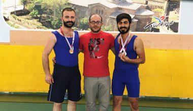 2017 Türkiye Halter Şampiyonasında 3 Madalya…