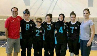 Goalball Kız Takımımız 2.Yarıda Fırtına gibi…