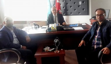 Uludağ Üniversitesi Eğitim Fakültesi Dekanı Prof. Dr. Muammer DEMİREL'den Desteğe Devam