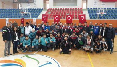 Futsal Takımımız 1.Ligi Üçüncü Sırada Tamamladı.