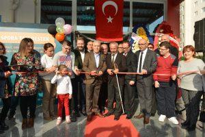 Lokal ve Eğitim Merkezimiz Açıldı.