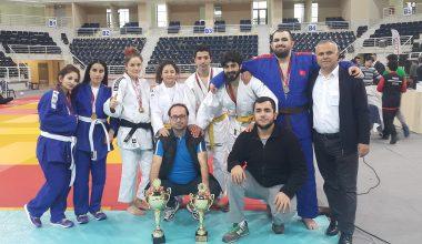 Judo da; Nilüfer Belediyesi GESK, 13 Madalya, 2 Kupa