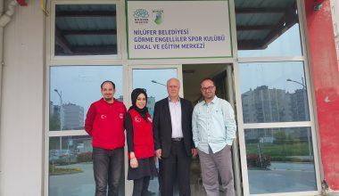 Nilüfer Belediyesi GESK Farkı, Yine bir ilke imza atıyoruz…
