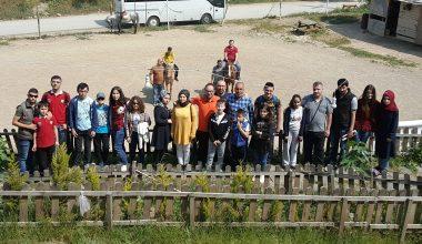Atlı Vadi'de sıradışı bir gün geçirip, çok eğlendik. Teşekkürler Mustafa Özpınar