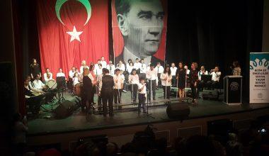 Nilüfer Belediyesi Bizim Ev Engelliler Sosyal Yaşam Destek Merkezi Müzik Atölyesi Yıl Sonu Konserine Katıldık