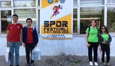 Uludağ Üniversitesi Spor Festivaline Satranç Takımımız Katıldı
