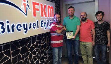 FKM Eğitim Kurumlarından Kulübümüze Büyük Destek!
