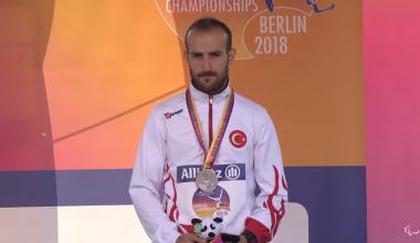Avrupa Atletizm Şampiyonasında Milli Atletimiz Hakan Cira'dan Büyük Başarı