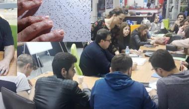 Braille Kursumuz Başlıyor, Kayıt için geç kalmayın!..