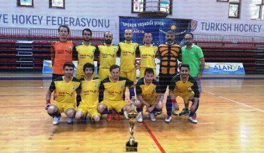 Yine BUGES, Yine Kupa… Futsal 1.Ligini 2.Tamamladık.