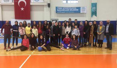 Uludağ Üniversitesi Toplum Gönüllüleri ile farkındalık etkinliği