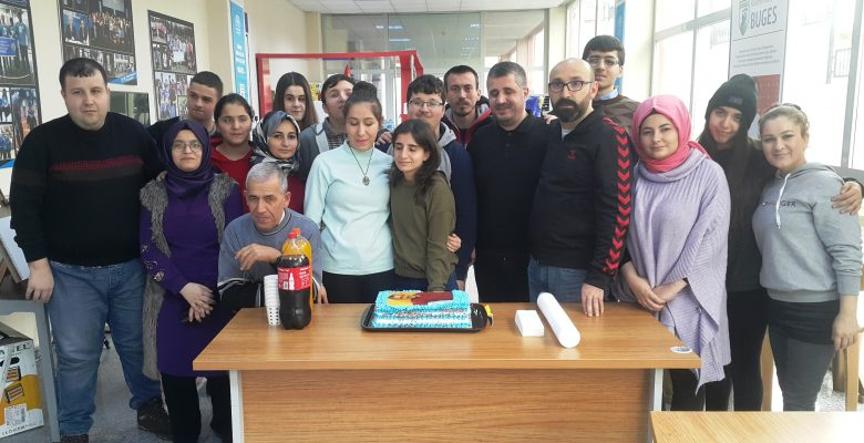 Pilot Başkanımız Yavuz Erkul'un Doğum Gününü Kutladık.