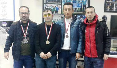 Beyaz Baston Haftası'nda, İl Satranç Şampiyonası Sonuçlandı.