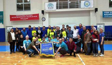 Bölgesel Goalball Şampiyonasında, Şampiyon Nilüfer Belediyesi