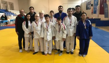 Türkiye Judo Şampiyonasında BUGES Fırtınası