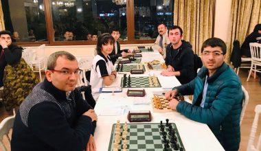 Bursa Heykel Rotary Kulübü Satranç Turnuvasına 3 Sporcumuz Katıldı