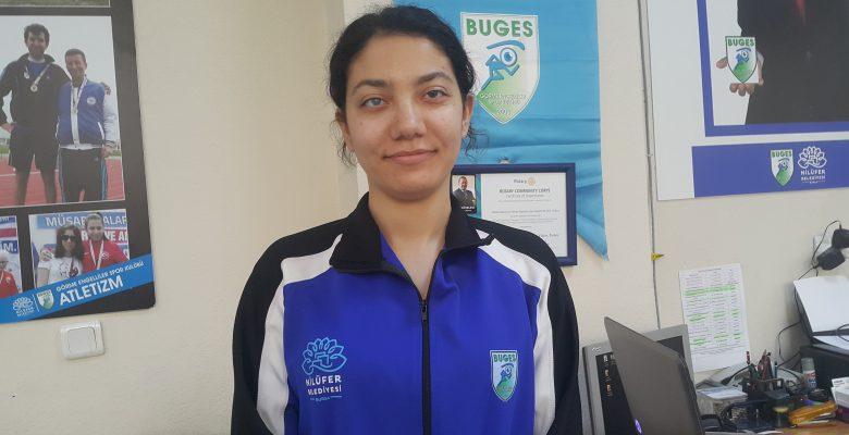 Yeni Transferimiz Elanur Hırçıl