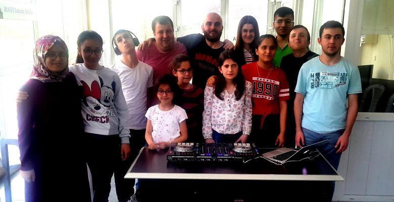 Sporcularımız DJ oldu