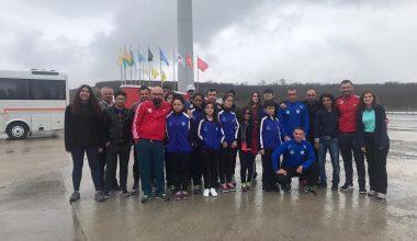 Türkiye Atletizm Şampiyonası'nda 26 madalya, başarının adı her zaman BUGES