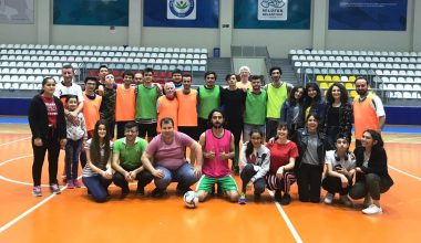 UTOG'la Futsal Maçı 8 – 5 sonuçlandı