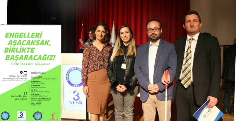 Uludağ Üniversitesinde öğrencilerle buluştuk