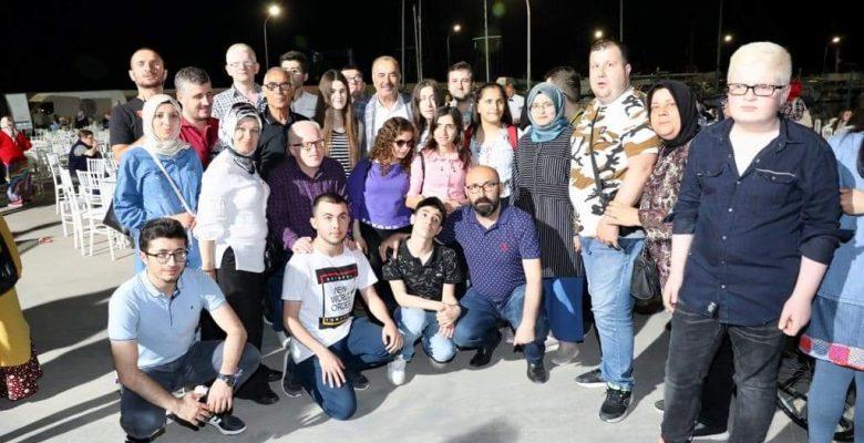 Mudanya Belediyesi'nin iftar programına konuk olduk