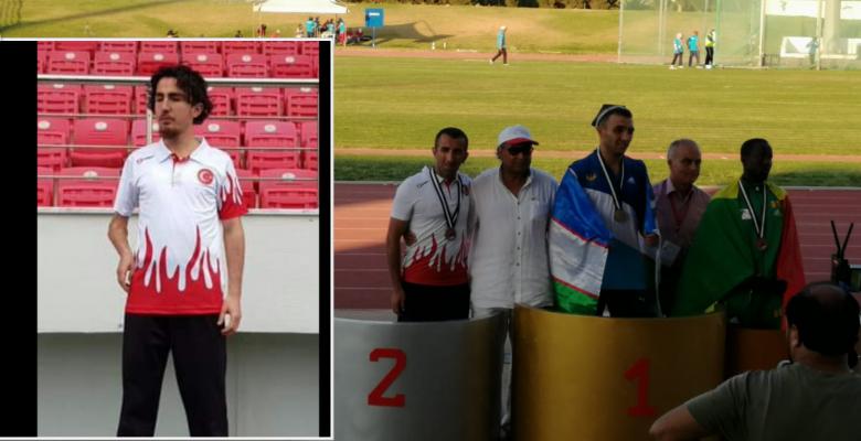 Milli Atletlerimizden Tunus'da 3 Madalya