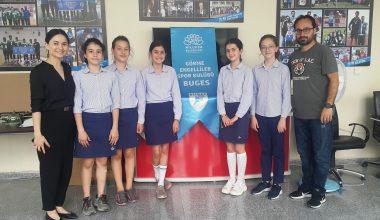 Çakır Okulları'ndan Kulübümüze ziyaret