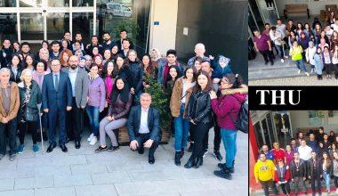Uludağ Üniversitesi 340 öğrencisi THU dersini kulübümüzden aldı