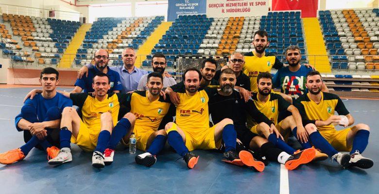 Futsal 1.Liginde Lider Nilüfer Belediyesi GESK