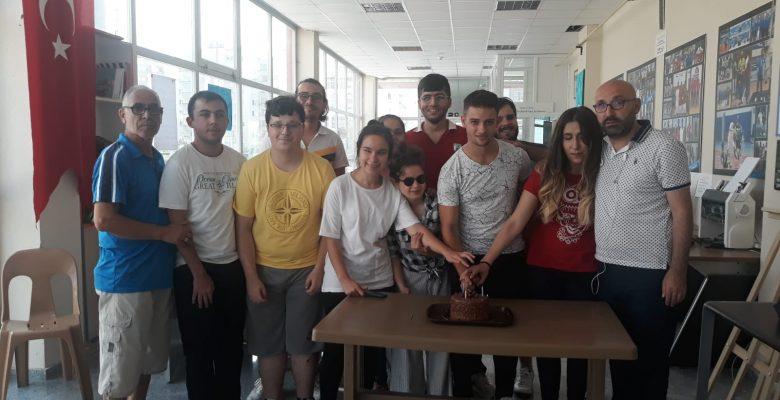 Milli Atletimiz Abdülsamet Sevim'e Doğum Günü