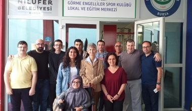 UÜ Engelli Öğrenci Birimi'nden Kulübümüze Ziyaret