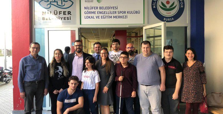 CHP Nilüfer İlçe Yönetiminden Kulübümüze Ziyaret