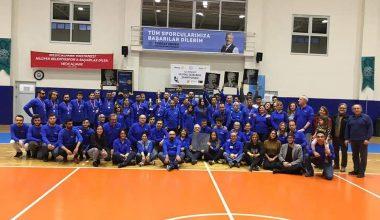 Dünya Engelliler Günü Can Köseleci Ulusal Goalball Şampiyonası