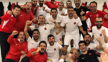 Futsal Dünya Şampiyonası'nda tarih yazdık