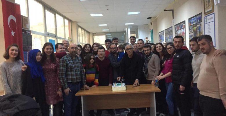 17.Kuruluşumuzu ve Yeni Yılı Kutladık