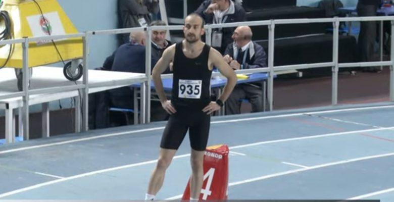 Olimpik deneme yarışında birincilik milli atletimizin