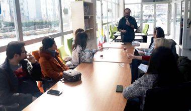 Tofaş A.Ş. Seslendirme 2.Grup Eğitimi Yapıldı