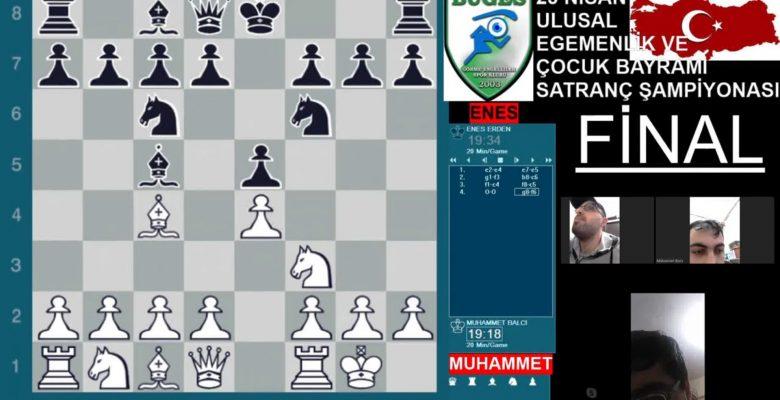 Şampiyon Muhammet BALCI
