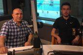 Milli sporcumuz Fatih Bayer NTV Radyonun konuğu oldu