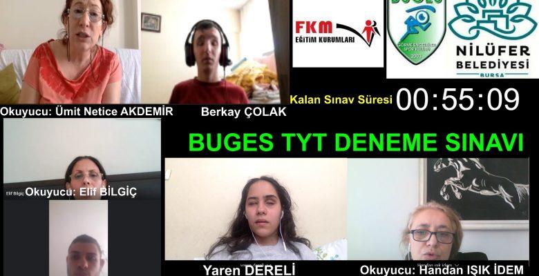 Online Üniversite Deneme Sınavını (TYT) Yaptık (Videolu)
