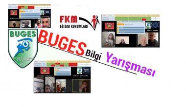Online BUGES Bilgi Yarışması başladı